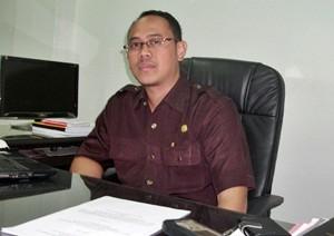 Ridho Setiawan, Kasi Datun Kejari Batam/rudi