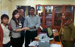 Pemilik Klinik Vely Berdamai dengan 4 Bidan/rudi
