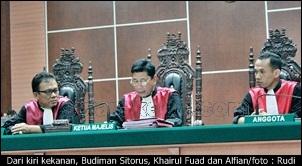 Hakim PN Batam/rudi