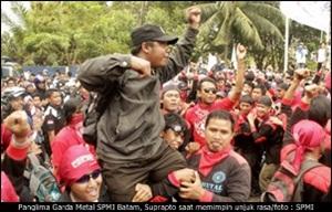 Investor Kabur, SPMI : BP Batam Jangan Cuci Tangan..!