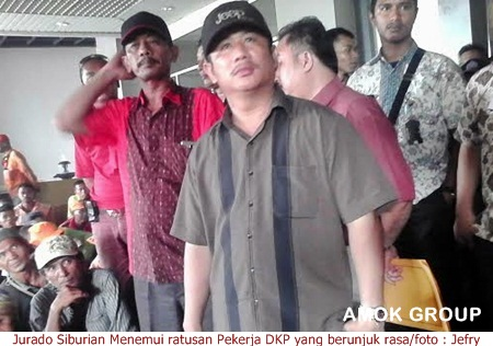 Dewan Dukung Tuntutan Ratusan Pekerja DKP Batam