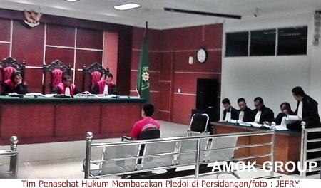 PH Wardiaman : Dakwaan JPU tidak Terbukti di Persidangan
