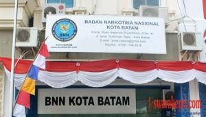Kantor BNN Kota Batam
