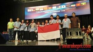 Olimpiade International Mathematics Contest (IMC) di Singapura