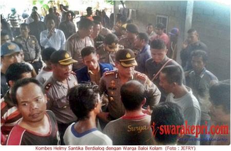 DPRD Batam Kecam Penembakan Warga di Baloi Kolam