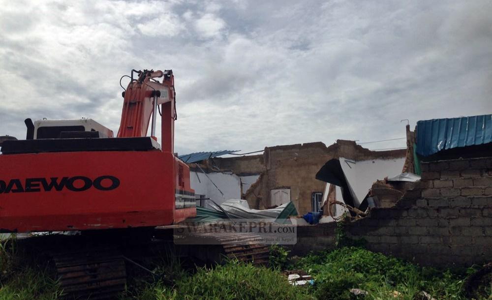 Eksekusi lahan Kampung Harapan