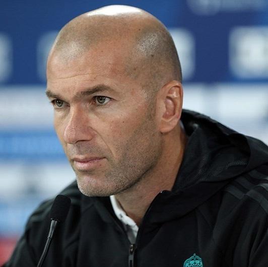 Final Piala Super Spanyol, Zinedine Zidane Optimis Real ...